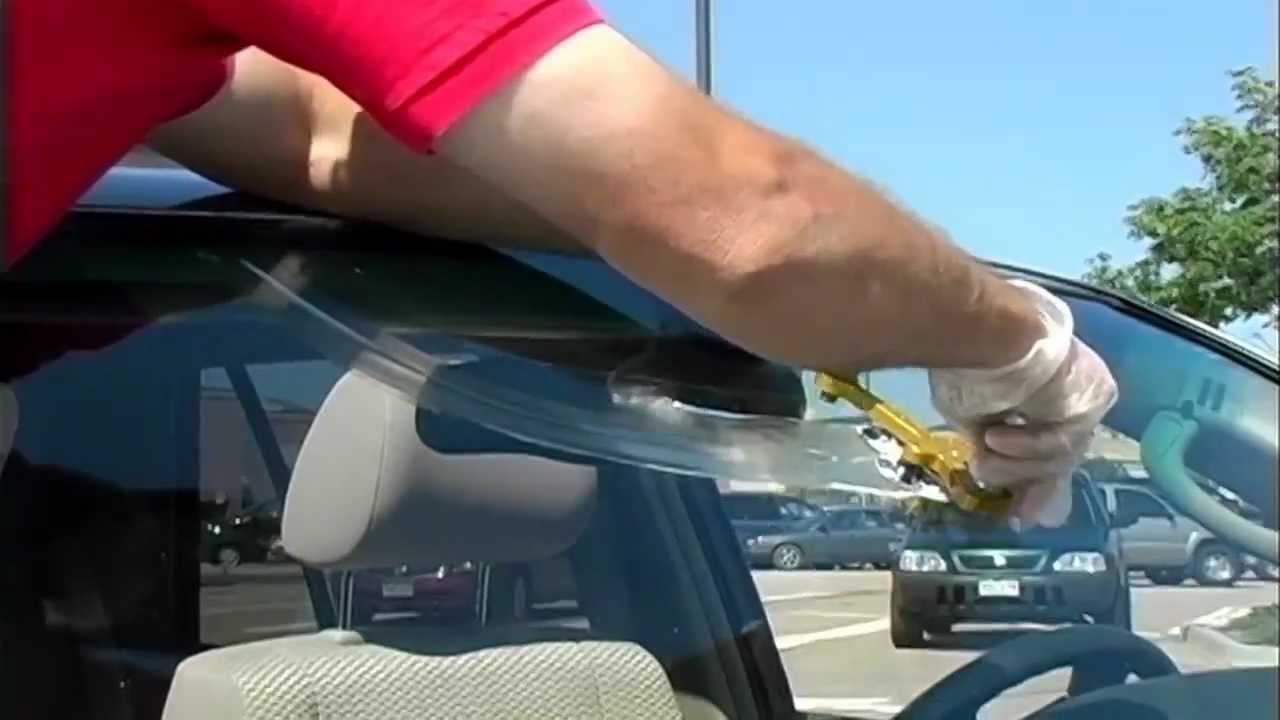 Qué es la reparación automática de vidrio?